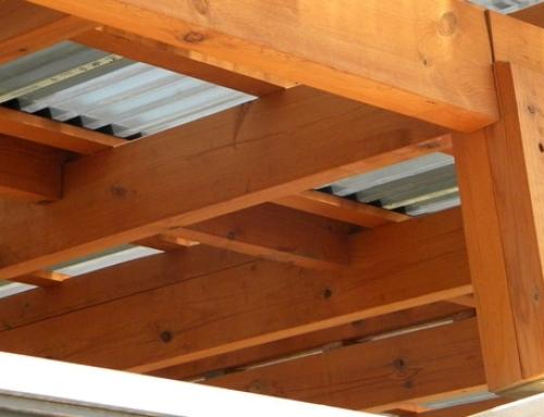 בניית פרגולות עץ – כיצד לבחור את חומרי הגלם ?
