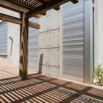 גזיבו משולב שער טורי יפני ודק איפאה